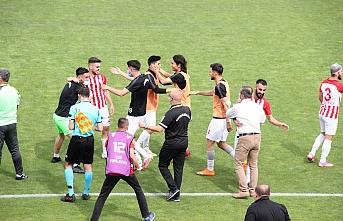 Karaman Belediyespor: 5 - Yozgatspor 1959 FK: 0