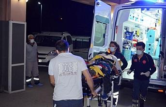 Karaman'a Gelen Tarım İşçilerini Taşıyan Minibüs Kaza Yaptı: 16 Yaralı