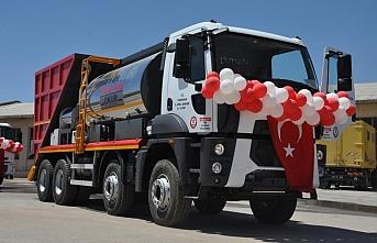 Karaman'da İl Özel İdaresine Alınan Araçlar Törenle Hizmete Başladı