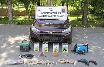 Kiralık Araçla Hırsızlık Yapan Şahıs Tutuklandı