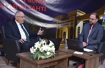 Rektör Namık Ak, KMÜ'nün Gelişimini Anlattı