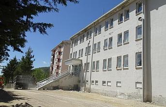 Başyayla'da Jandarma Binası Yeniden Hizmete...