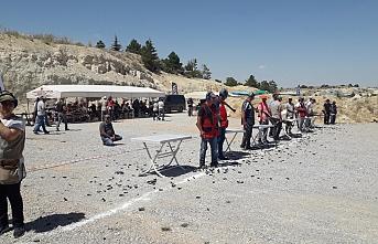 Avcı ve Atıcılar Karaman'da Buluştu