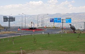 Ermenek'te Çevre Düzenleme Çalışmaları Devam...