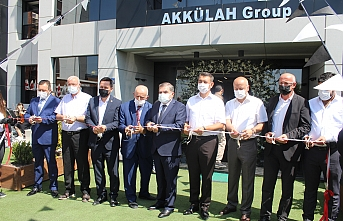 Akkülah Group Yeni Yerinde