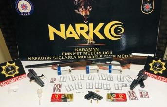 Uyuşturucu Operasyonu:1 Tutuklama