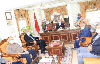 AK Parti İl Başkanı Çağlayan 1-7 Ekim Camiler...