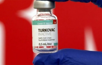 Bakan Koca'dan Vatandaşlara Turkovac Aşısı...