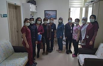 Bebek Dostu Hastanelerin Yıllık Değerlendirmeleri Yapıldı