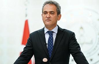 Milli Eğitim Bakanı Özer'den Okullarla İlgili Son Dakika Açıklaması