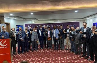 Yeniden Refah Partisi Ekim Ayı İl Divan Toplantısı Düzenledi