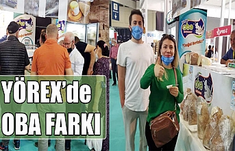 YÖREX'de OBA FARKI