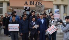 CHP Gençlik Kolları Ensar Vakfı Ve Kaimder Hakkında Suç Duyurusu Yaptı