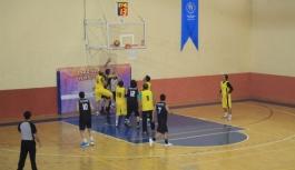 Kurumlar Arası Basketbol Turnuvası Başladı