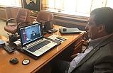 Başkan Çavaş Tarımdaki Sorunları Video Konferans'ta İletti