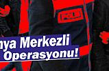 Konya Merkezli FETÖ Operasyonu