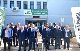 Karamanlı Pancar Üreticilerinin Sorunları Ereğli Şeker Fabrikasında Masaya Yatırıldı