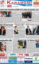 www.kgrt.net - 15.05.2019 Manşeti