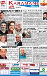 www.kgrt.net - 24.05.2019 Manşeti