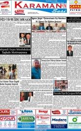 www.kgrt.net - 14.06.2019 Manşeti