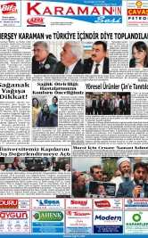 www.kgrt.net - 19.06.2019 Manşeti