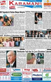 www.kgrt.net - 10.07.2019 Manşeti