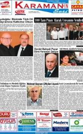 www.kgrt.net - 19.07.2019 Manşeti