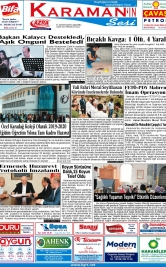 www.kgrt.net - 07.08.2019 Manşeti