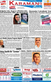 www.kgrt.net - 04.09.2019 Manşeti