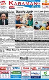 www.kgrt.net - 11.09.2019 Manşeti