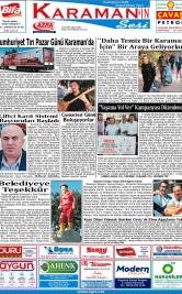 www.kgrt.net - 13.09.2019 Manşeti