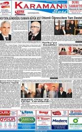 www.kgrt.net - 18.11.2019 Manşeti