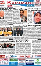 www.kgrt.net - 09.12.2019 Manşeti
