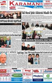 www.kgrt.net - 02.12.2019 Manşeti