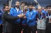 Erkek Hentbol Takımı Süper Lig'e Doğru İlerliyor