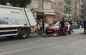 Trafik Kazası 1 Yaralı