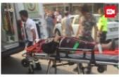 Karaman'da Trafik Kazasında 80 Yaşındaki Sürücü Yaralandı
