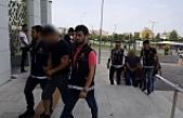 Karaman'da Uyuşturucudan Adliyeye Sevk Edilen 3 Kişi Tutuklandı