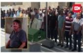Trafikte Seyir Halinde Kalp Krizi Geçiren Duran Ege Defnedildi