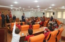 Öğrenciler'den Kalaycı'ya Ziyaret