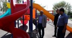 Prof.Dr. Necmettin Erbakan Parkı, Genişletilen Alanda Çalışmalar Tamamlandı