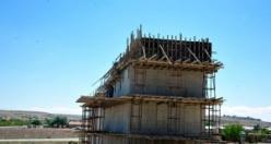 Karaman'da Çevre Yolu Çalışması Devam Ediyor
