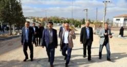 Ak Parti Genel Merkez Yerel Yönetimler Başkan Yardımcısı Karaman'ı Ziyaret Etti