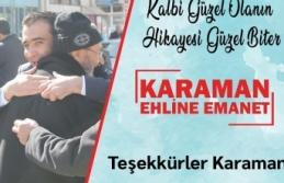 Karaman'da Savaş Kalaycı Mucizesi