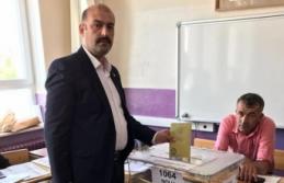Karaman AK Parti'de İstifa Şoku