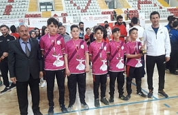 136 Takım Katıldı.Türkiye 3.'sü Oldular