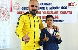 Alihan Şekerci Türkiye Şampiyonu Oldu