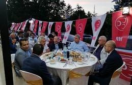 MHP İl Teşkilatı İftar Yemeğinde Buluştu