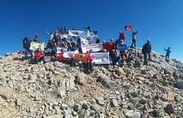 9. Aydos Tırmanış Şenlikleri Gerçekleştirildi