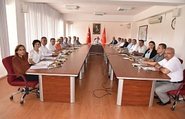 İl İstihdam ve Mesleki Eğitim Kurulu Olağan Toplantısı Yapıldı